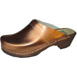 Bronze Clogs