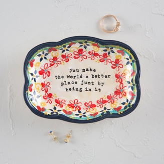 """You Make"""" The World Better"""" 149:-"""
