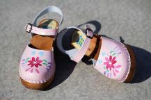 Pink High Heel Moa Bengtsson Clogs
