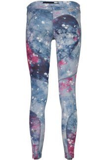 995:- HOCHFELLNM. Maloja WomanRunning and multisport pants with special print and high freedom of movement Size: S M & L