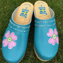 Turkos Lena Clogs