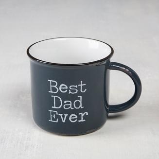 150:- Best Dad Ever Camp Mug Dishwasher and microwave safe. Ceramic