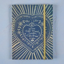 129:- When Your Heart Speaks Journal
