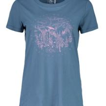 349:- RICCARDAM Blueberry T-shirt 100% cotton size: S M L
