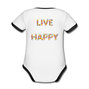 349:- Live Happy Baby Body size: 56, 62, 74 & 80 (back)