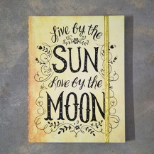 139:- Live By The Sun Journal