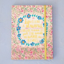 129:- Life Is a Beautiful Garden Journal