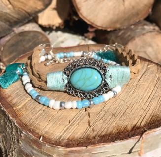 Azibi bracelet set 2