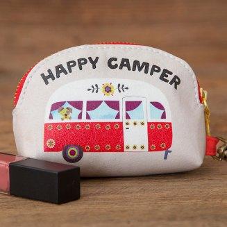 149:-Happy Camper Vegan Mini Pouch