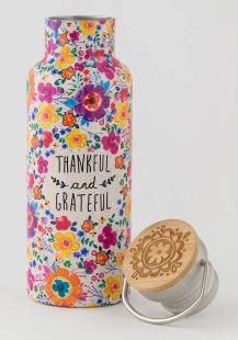 299:-Thankful & Grateful Traveler Bottle