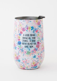 299:-A good friends knows Tumbler
