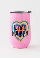 299:- Live Happy Tumbler