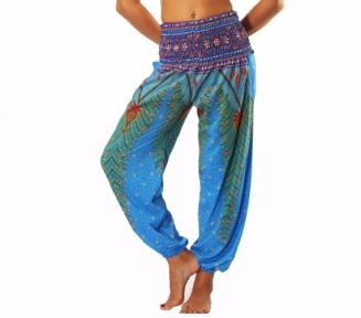 599:- Yogapants turkos onesize 599:-