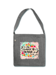 "299:- ""You can change the world girl"" bag"