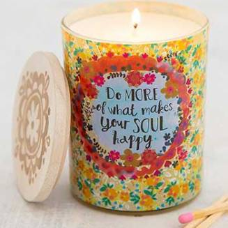 299:- Soy candles Do more..