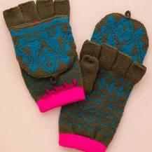 399:- Olive Gloves