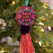 179:- Christmas tree tassel