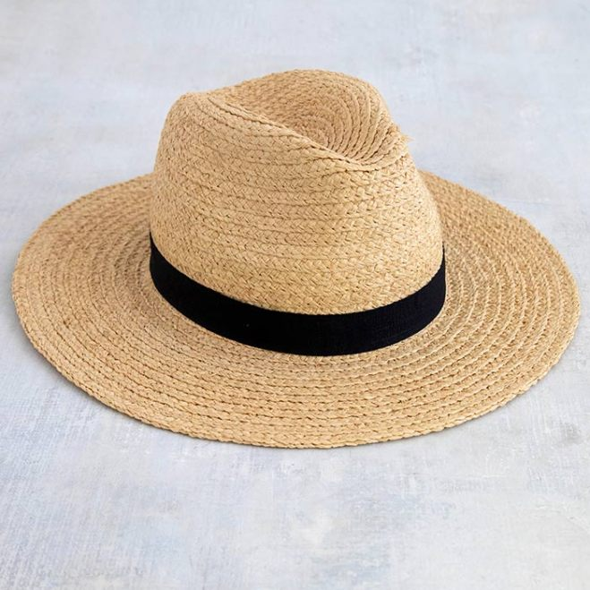 299:- Natural Straw Hat