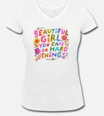 399:- Beautiful girl Tee Size: S M L XL