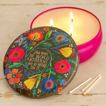 350:- Soy candle large