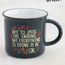 150:-Not to Spoil The Ending Camp Mug