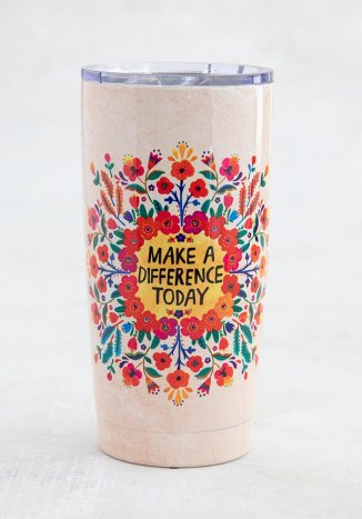 299:-Make A Difference Today Tumbler